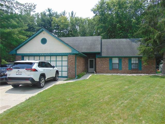 7311 Nathaniel Circle, Indianapolis, IN 46236 (MLS #21801740) :: The Indy Property Source