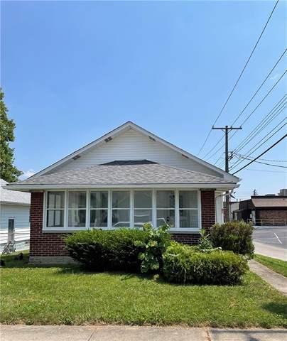 51 N 8th Avenue, Beech Grove, IN 46107 (MLS #21801745) :: Richwine Elite Group