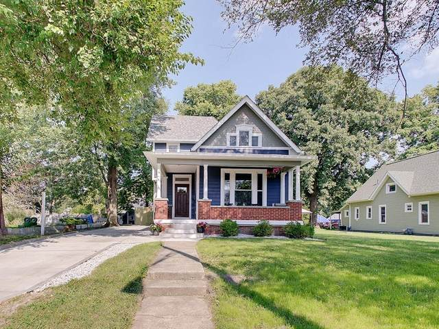1205 Churchman Avenue, Indianapolis, IN 46203 (MLS #21801751) :: The Indy Property Source
