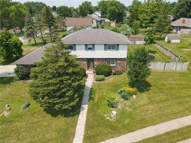 1004 Whispering Trail, Greenfield, IN 46140 (MLS #21801761) :: AR/haus Group Realty