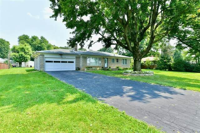 6607 Lockwood Lane, Indianapolis, IN 46217 (MLS #21801763) :: The Indy Property Source