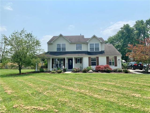 12589 E 79TH Street, Lawrence, IN 46236 (MLS #21801765) :: The Indy Property Source
