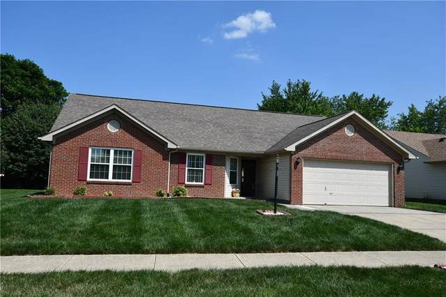 13073 Britton Ridge, Fishers, IN 46038 (MLS #21801767) :: The Indy Property Source