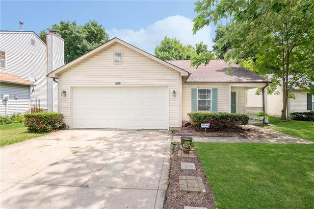 3615 Lacebark Drive, Indianapolis, IN 46235 (MLS #21801814) :: Heard Real Estate Team | eXp Realty, LLC