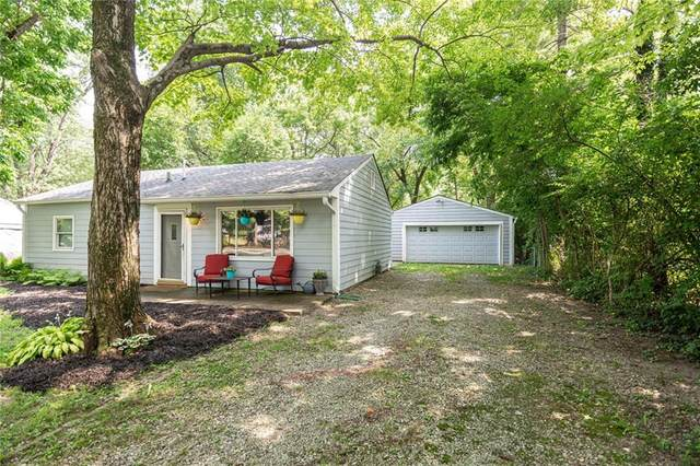 1917 E 75th Street, Indianapolis, IN 46240 (MLS #21801816) :: Heard Real Estate Team | eXp Realty, LLC