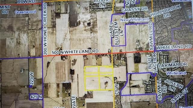 00 N 75 Road W, Whiteland, IN 46184 (MLS #21801819) :: David Brenton's Team