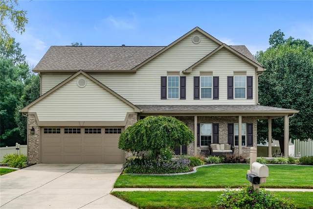 2290 Auburn Way, Plainfield, IN 46168 (MLS #21801837) :: The Indy Property Source