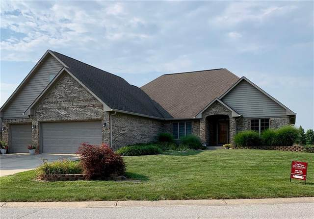 1148 Waterford Drive, Avon, IN 46123 (MLS #21801848) :: AR/haus Group Realty
