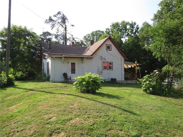 2496 E Mahalasville Road, Martinsville, IN 46151 (MLS #21801851) :: The Indy Property Source