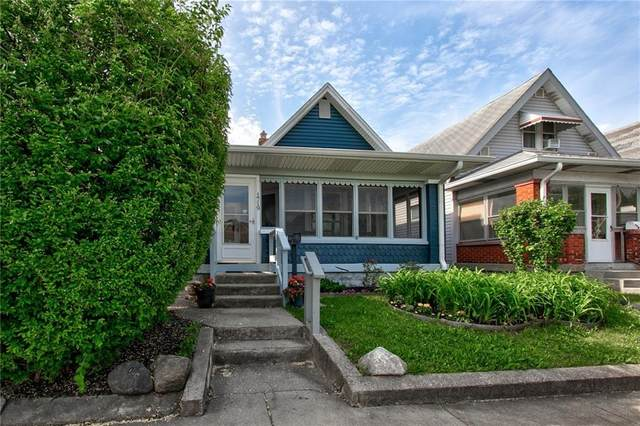 1719 Fletcher Avenue, Indianapolis, IN 46203 (MLS #21801859) :: The Indy Property Source