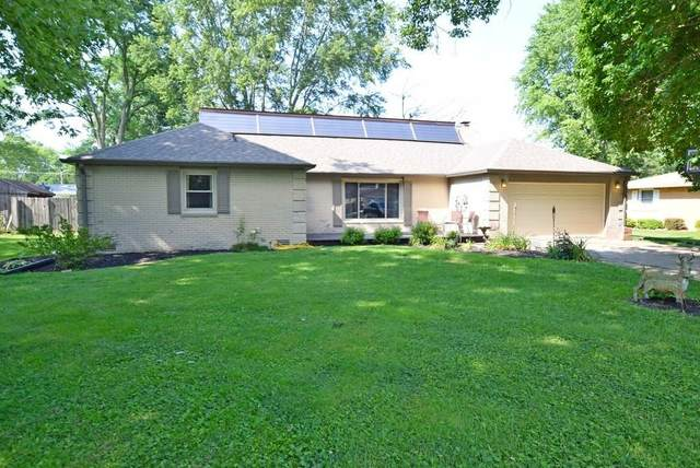 2766 W 600 South Street, Anderson, IN 46013 (MLS #21801869) :: RE/MAX Legacy
