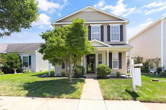 12681 Republic Drive, Fishers, IN 46037 (MLS #21801870) :: The Evelo Team