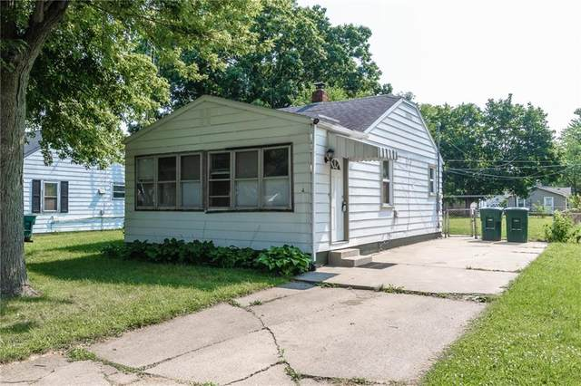 2508 N Hollywood Avenue, Muncie, IN 47304 (MLS #21801888) :: The Indy Property Source