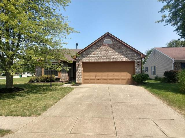 9638 Fireside Lane, Fishers, IN 46038 (MLS #21801893) :: Mike Price Realty Team - RE/MAX Centerstone
