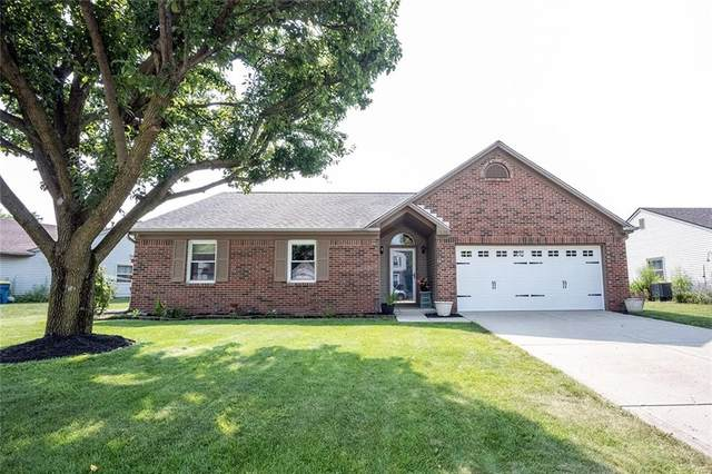 7336 Cobblestone East Drive, Indianapolis, IN 46236 (MLS #21801906) :: AR/haus Group Realty
