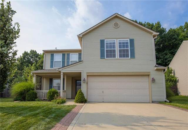 8644 Belle Union Drive, Camby, IN 46113 (MLS #21801910) :: Mike Price Realty Team - RE/MAX Centerstone