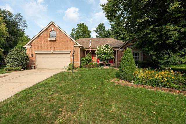 15025 Hunter Court, Westfield, IN 46074 (MLS #21801917) :: RE/MAX Legacy