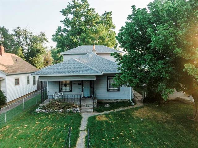 1430 Finley Avenue, Indianapolis, IN 46203 (MLS #21801922) :: The Indy Property Source