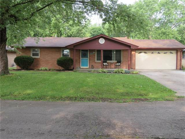 3331 Loral Drive, Anderson, IN 46013 (MLS #21801929) :: AR/haus Group Realty