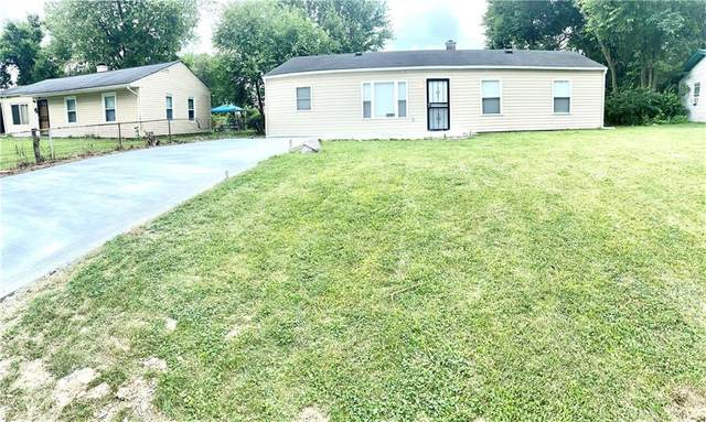 5209 E 33rd Street, Indianapolis, IN 46218 (MLS #21801943) :: Dean Wagner Realtors