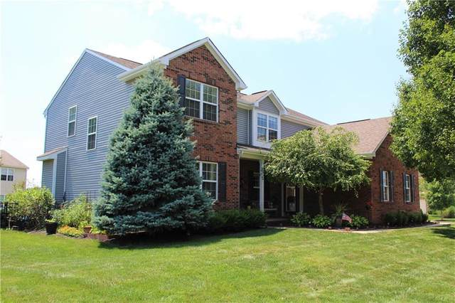 8555 Pattype Lane, Avon, IN 46123 (MLS #21801956) :: The Indy Property Source