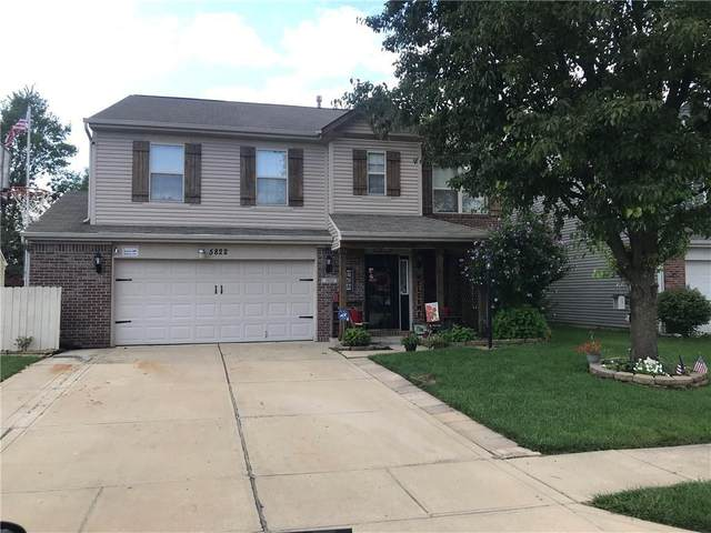 5822 Outer Bank Road, Indianapolis, IN 46239 (MLS #21801957) :: AR/haus Group Realty