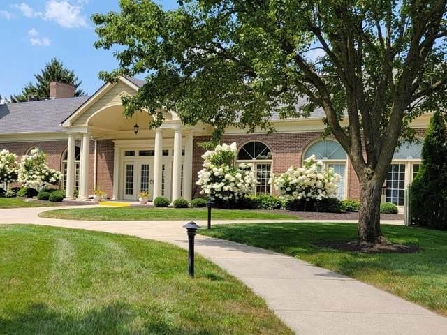 7601 Newport Bay Drive #104, Indianapolis, IN 46240 (MLS #21801976) :: JM Realty Associates, Inc.