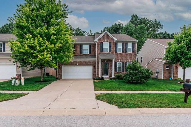2900 Treehouse Pass, Greenwood, IN 46143 (MLS #21801988) :: The Indy Property Source
