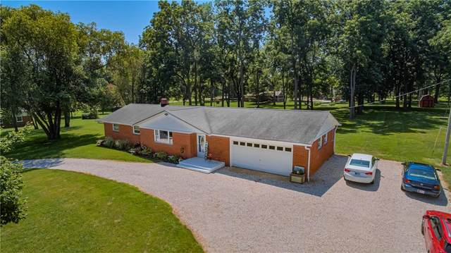 675 W County Road 950 N, Lizton, IN 46149 (MLS #21801989) :: The Indy Property Source