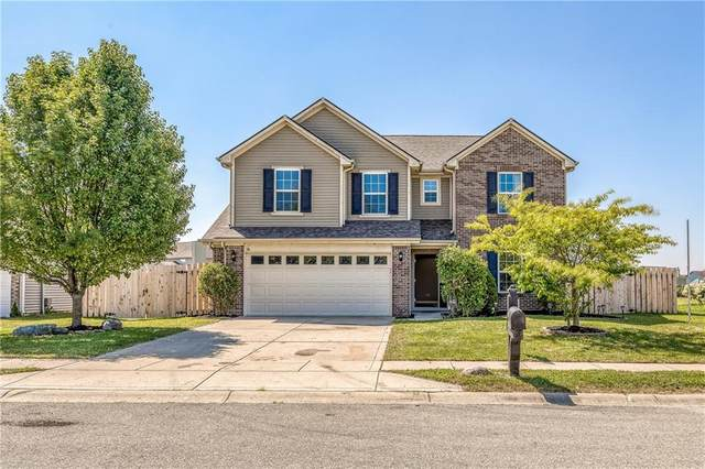 8429 Bushypark Drive, Brownsburg, IN 46112 (MLS #21801994) :: Mike Price Realty Team - RE/MAX Centerstone