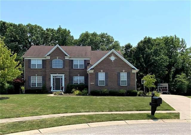 5369 Tupelo Court, Plainfield, IN 46168 (MLS #21802046) :: The Indy Property Source