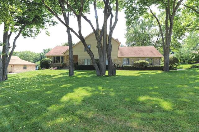 231 Moccosin Court, Greenwood, IN 46142 (MLS #21802055) :: Mike Price Realty Team - RE/MAX Centerstone