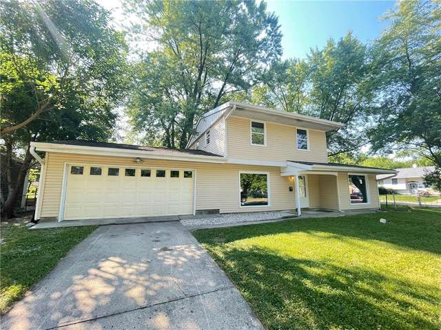 3743 N Celtic Drive, Indianapolis, IN 46235 (MLS #21802056) :: Ferris Property Group