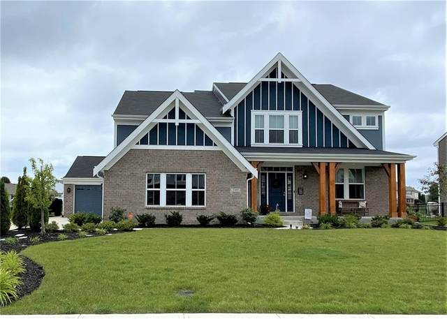 2405 Silver Rose Drive, Avon, IN 46123 (MLS #21802073) :: The Indy Property Source