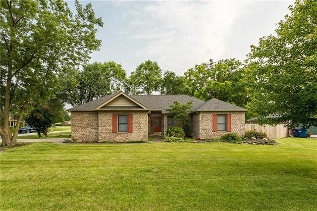 8675 E 146th St, Fishers, IN 46038 (MLS #21802093) :: Mike Price Realty Team - RE/MAX Centerstone