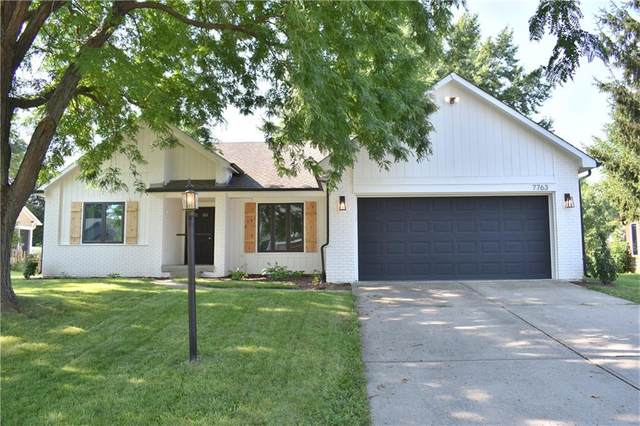 7763 Kenetta Court, Fishers, IN 46038 (MLS #21802103) :: Mike Price Realty Team - RE/MAX Centerstone