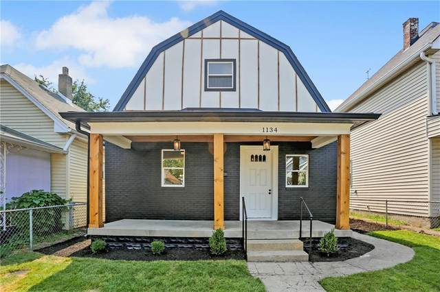 1134 Saint Peter Street, Indianapolis, IN 46203 (MLS #21802105) :: The Indy Property Source