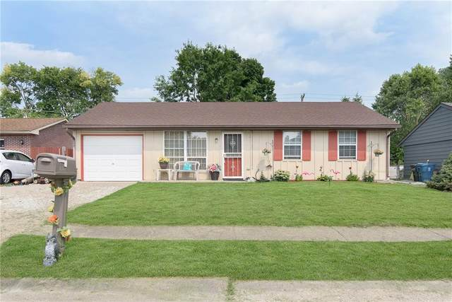 4339 Downes Drive, Indianapolis, IN 46235 (MLS #21802113) :: Heard Real Estate Team | eXp Realty, LLC