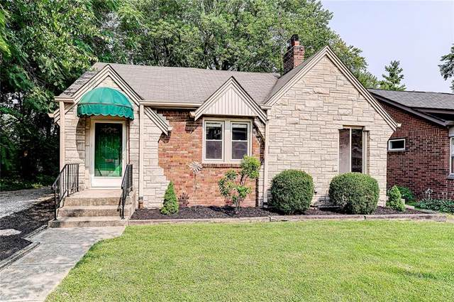 6189 Kingsley Drive, Indianapolis, IN 46220 (MLS #21802116) :: AR/haus Group Realty