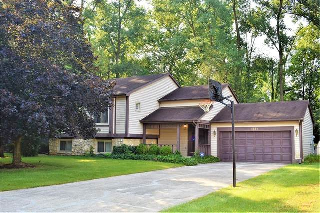 1691 Stacy Lynn Drive, Indianapolis, IN 46231 (MLS #21802117) :: Mike Price Realty Team - RE/MAX Centerstone
