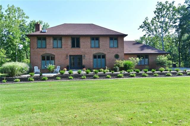 6310 Wings Court, Brownsburg, IN 46112 (MLS #21802119) :: The Indy Property Source