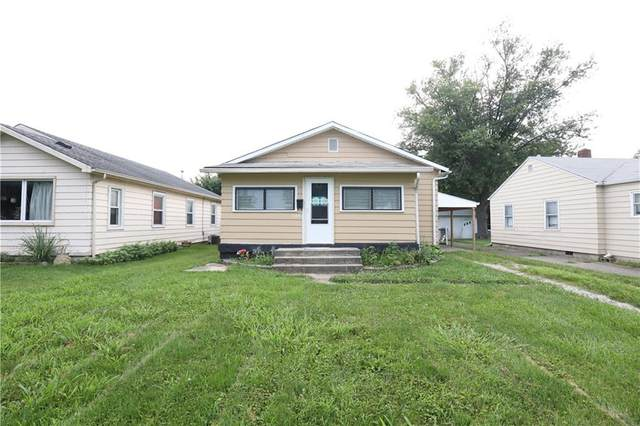 730 S Bosart Avenue, Indianapolis, IN 46203 (MLS #21802128) :: The Indy Property Source