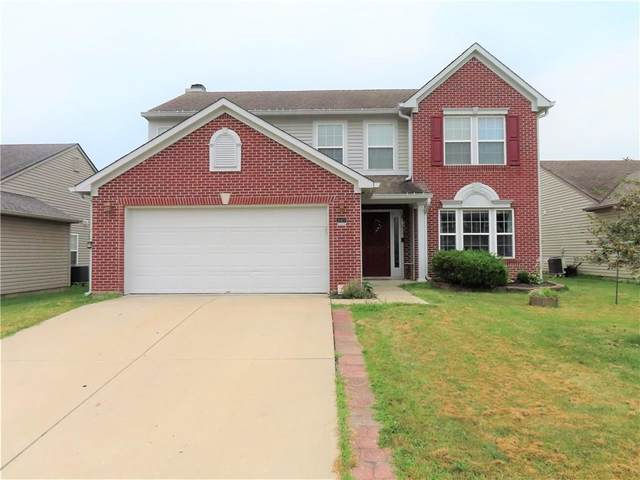 10473 Dark Star Drive, Indianapolis, IN 46234 (MLS #21802134) :: Mike Price Realty Team - RE/MAX Centerstone