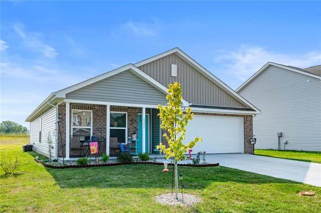 1391 N Gregg Drive, Albany, IN 47320 (MLS #21802167) :: The ORR Home Selling Team