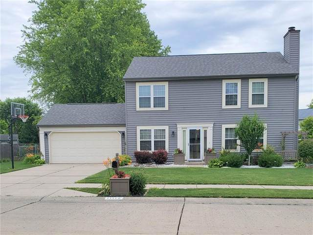 11112 Keough Drive, Indianapolis, IN 46236 (MLS #21802168) :: The Evelo Team