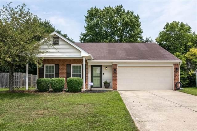 4921 May Ridge Lane, Indianapolis, IN 46254 (MLS #21802170) :: Heard Real Estate Team | eXp Realty, LLC