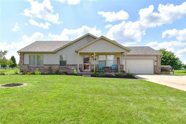 8150 Jesse Court, Mooresville, IN 46158 (MLS #21802173) :: Anthony Robinson & AMR Real Estate Group LLC