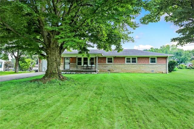 305 E Beechwood Lane, Indianapolis, IN 46227 (MLS #21802184) :: Mike Price Realty Team - RE/MAX Centerstone