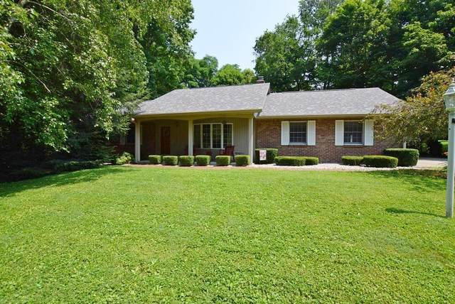 8744 N Valley View Court, Middletown, IN 47356 (MLS #21802185) :: RE/MAX Legacy