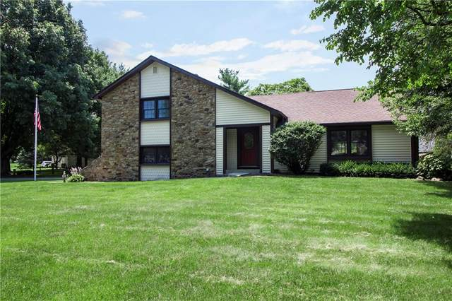 617 Roxbury Lane, Noblesville, IN 46062 (MLS #21802192) :: The Indy Property Source